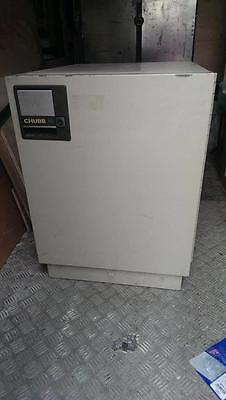 Chubb Safe Home Office Fire Proof Used Safe WITH Key