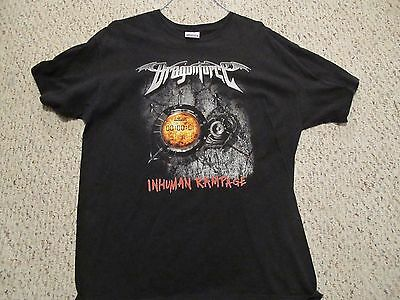 Dragonforce 06 Tour Shirt XL used