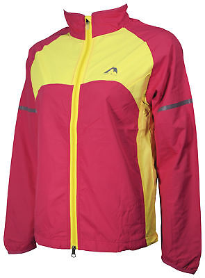 More Mile Girls Woven Running Jacket
