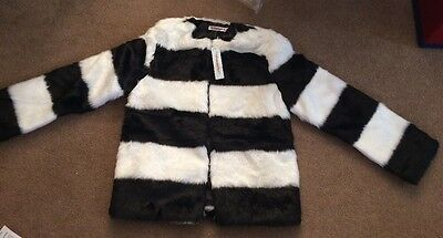 Girls Free spirit Coat Age 11-12 BNWT