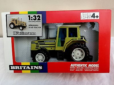 1989 BRITAINS 5855 1/32 HURLIMANN H468 Tractor       BOXED
