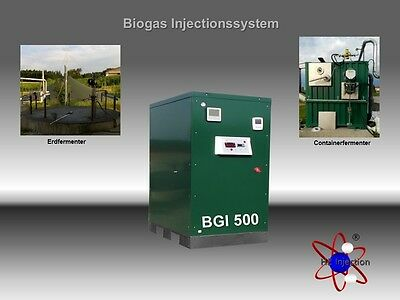 Biogas, H2 Injection Gas, Biomasse, Biogas