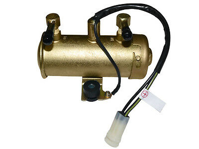 12v Electric Fuel Pump FACET Red Top Style Suitable For Diesel / Petrol Engine