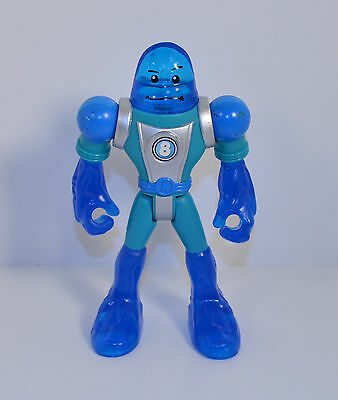 """2006 Neptune Tune 6"""" Fisher-Price Action Figure #8 Planet Heroes"""