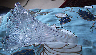 Victorian Cut Glass Eperne