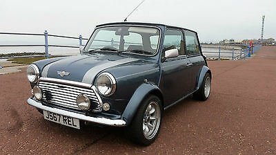 Rover classic mini twin cam K conversion