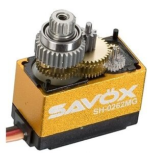 Savox SH-0262MG Digital Metal Gear Micro Servo .06/16