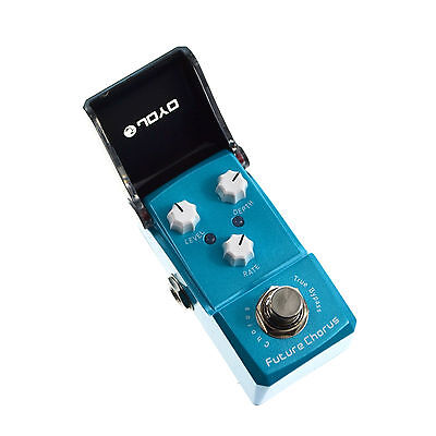JOYO JF-316 Future Chorus Ironman Mini Guitar Effects Pedal