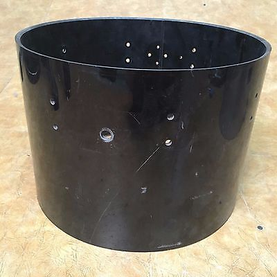"Vintage Ludwig 10x14"" Vistalite Tom Drum Shell"