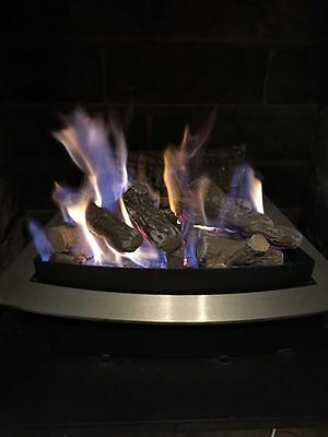 Gazco Gas Decorative Real Fire in Full Working Order