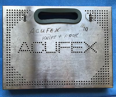 Acufex Knife And Hook Set