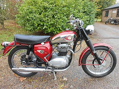 Bsa A50, 500 Twin, 1966 With Matching Numbers, Nice Usable Classic, Easy Starter