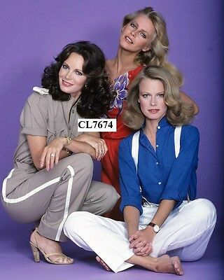 Jaclyn Smith, Cheryl Ladd and Shelley Hack in TV Series 'Charlie's Angels' Photo