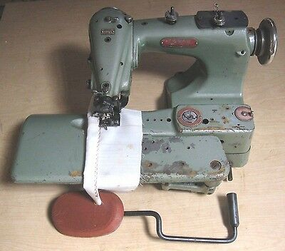 Union Special Machine Co. Lewis Blindstitch Commercial Sewing Machine