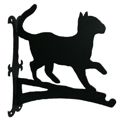 Profiles - Black Cat Hanging Basket Bracket