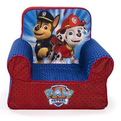 Marshmallow Comfy Chair Nickelodean PawPatrol, New