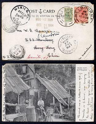 1904 Victoria/hong Kong/philippines Redirect