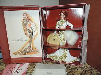 Radiant Redhead Barbie Doll ~ Bob Mackie ~Limited Edition~ NRFB~ VERY NICE ~^-^~