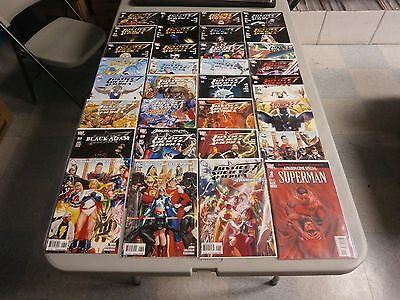 JUSTICE SOCIETY OF AMERICA #1-31/THY KINGDOM COME/ANNUAL/ (39 Issue Set)
