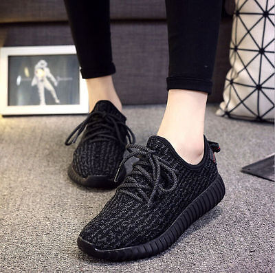Mens Yeezus Boost 350 Trainers Fitness Gym Sports Running Shock Shoes Sport