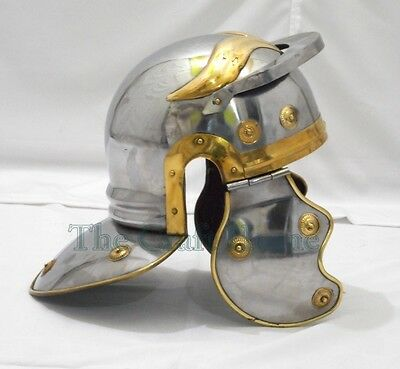 Roman Guard Armor Helmet Roman Legion Helmet Collectible Larp Halloween Gift