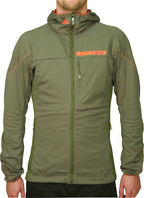 adidas Terrex Fast Mens Jacket - Green