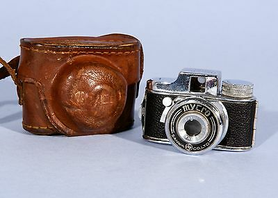 Mycro 14x14mm Subminiature Camera  + Case