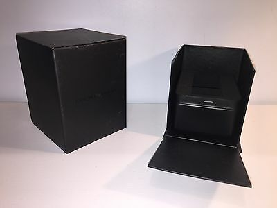 Used - EMPORIO ARMANI Black Case Box - For 1 Watch Reloj Montre