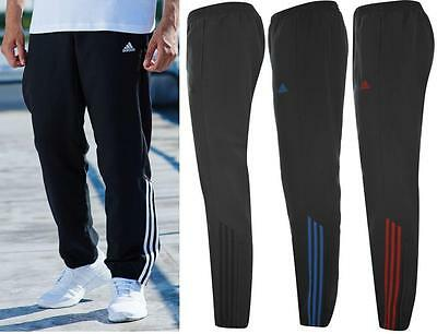 adidas Samson 2 Tracksuit Bottoms Mens Pants Running Jog Training All size S-XXL