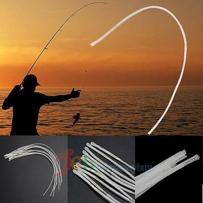 Fly Fishing Braided Loop Connector 30LB 18cm Leader Loops For Fly Line 10pcs/Set