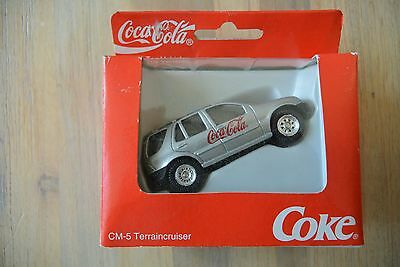 Coca Cola Miniatur Mercedes Benz ML 320 Toy Vehicles - Coke Matchbox ML320