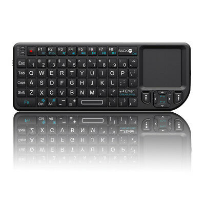 Mini 2.4G Wireless Keyboard Touchpad For Smart TV PC Android Box PS4 xbox Laptop