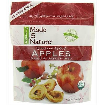 Made In Nature Apple Pieces 3 Oz -Pack of 12
