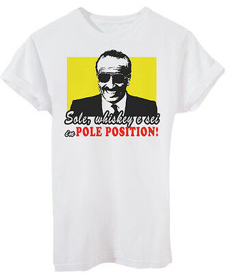 T-Shirt DOGUI CUMENDA SOLE WHISKEY POLE POSITION - DIVERTENTE - by iMage