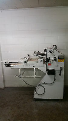 ACME Rol-Sheeter Model 8 Double Pass Pizza Cookie Bread Dough Roller Tested 115v