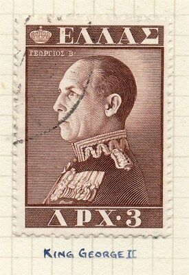 Greece 1956 Early Issue Fine Used 3dr. 105340