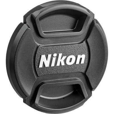 NEW Replacement 52mm Snap-On Front Lens Cap Cover for Nikon Camera SPU