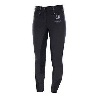 Horze Supreme Evonne Softshell Full Seat Breeches
