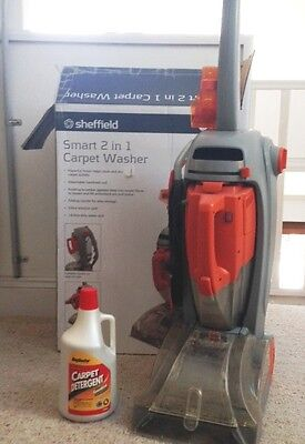 Sheffield 2 in 1 Carpet Washer Cleaner