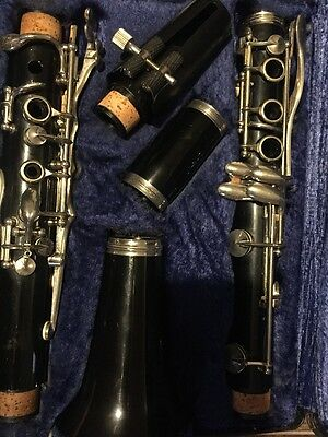 B&H Bb Clarinet. Boosey & Hawkes. With New Mouthpiece