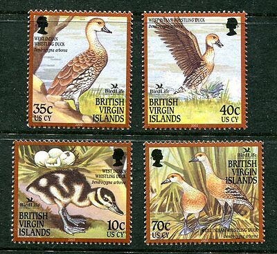 British Virgin Islands 2002 West Indian Whistling Duck MNH