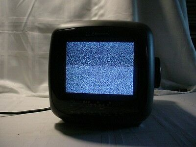 Emerson AM/FM portable color TV CT0565- little used- works great- REDUCED 20%!