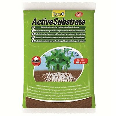 Tetra Active Substrate Plant Fish Tank Aquarium Fertiliser Food 3L 6L 3 6 Litre