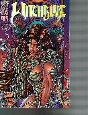 Witchblade #8 - 1st Print - Near Mint - Image/Top Cow Comics