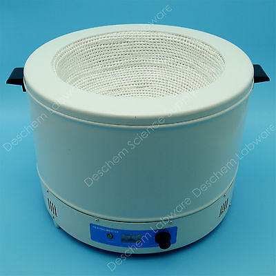 10000ml,220V,Heating Mantle,Temperature Control,1500W,10L Lab Electric Sleeve