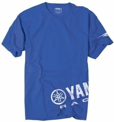 Factory Effex Yamaha Wrap Screen Printed T-Shirt