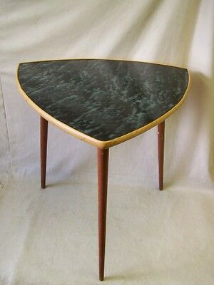 GDR Tea Table Iconic Retro Design 1960s Years Vintage Side Rockabilly