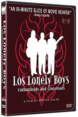 NEW Los Lonely Boys - Cottonfields and Crossroads (DVD)