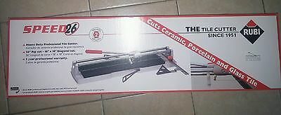 Rubi Speed 26 Tile Cutter Model 13961