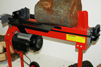 Forest Master FM10T 5 Ton Duocut Electric Log Splitter with Stand